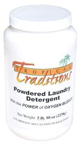 Tropical Traditions Detergent www.getalonghome.com